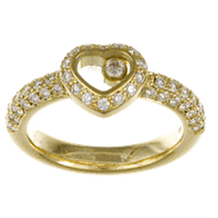 Heart Ring Image PNG Image