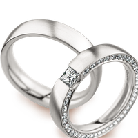 Silver Ring Transparent PNG Image