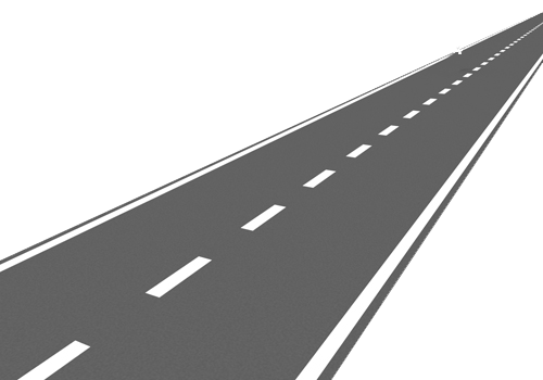 Road Transparent Image PNG Image