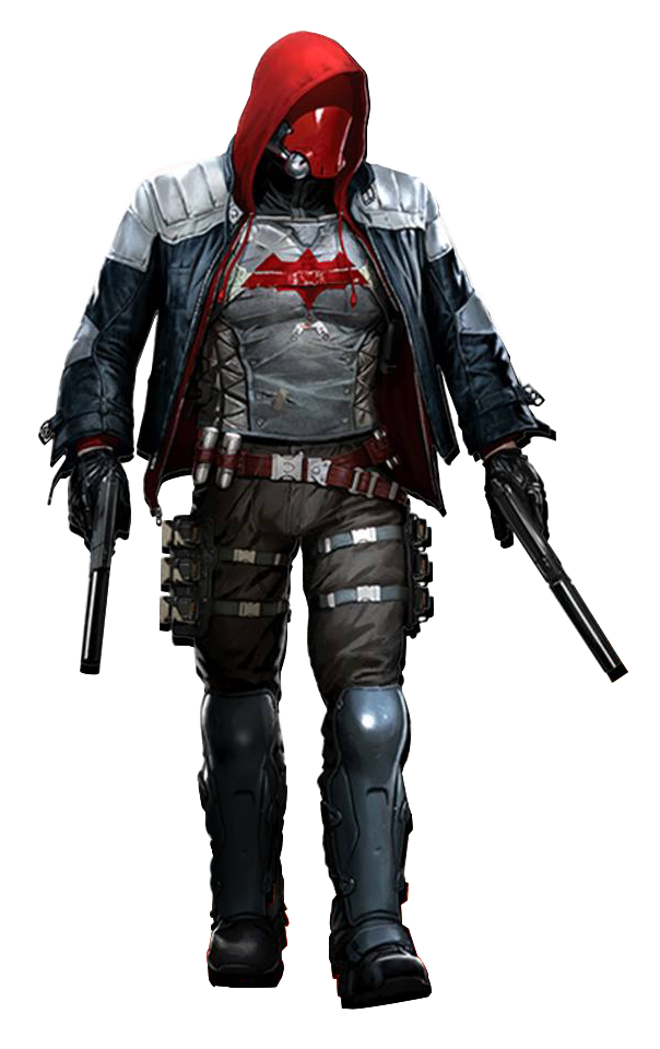 Arkham City Robin Clipart PNG Image