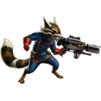 Rocket Raccoon Picture PNG Image