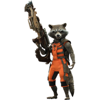 Rocket Raccoon Photos PNG Image