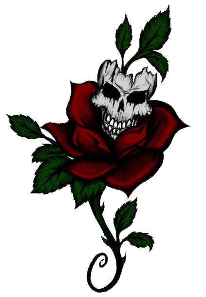 Rose Tattoo Png Picture PNG Image