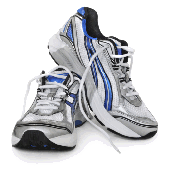 Running Shoes Png File PNG Image