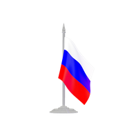 Russia Flag Png Image PNG Image