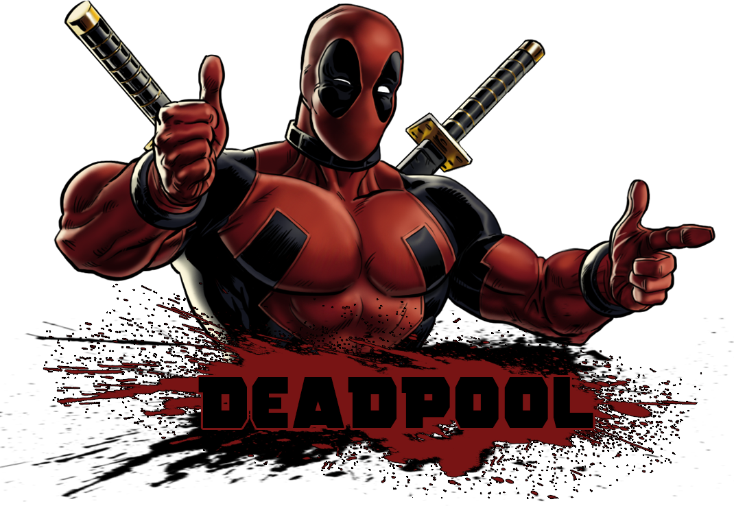 Deadpool Wallpaper Character Spider Fictional Deathstroke Computer PNG Image