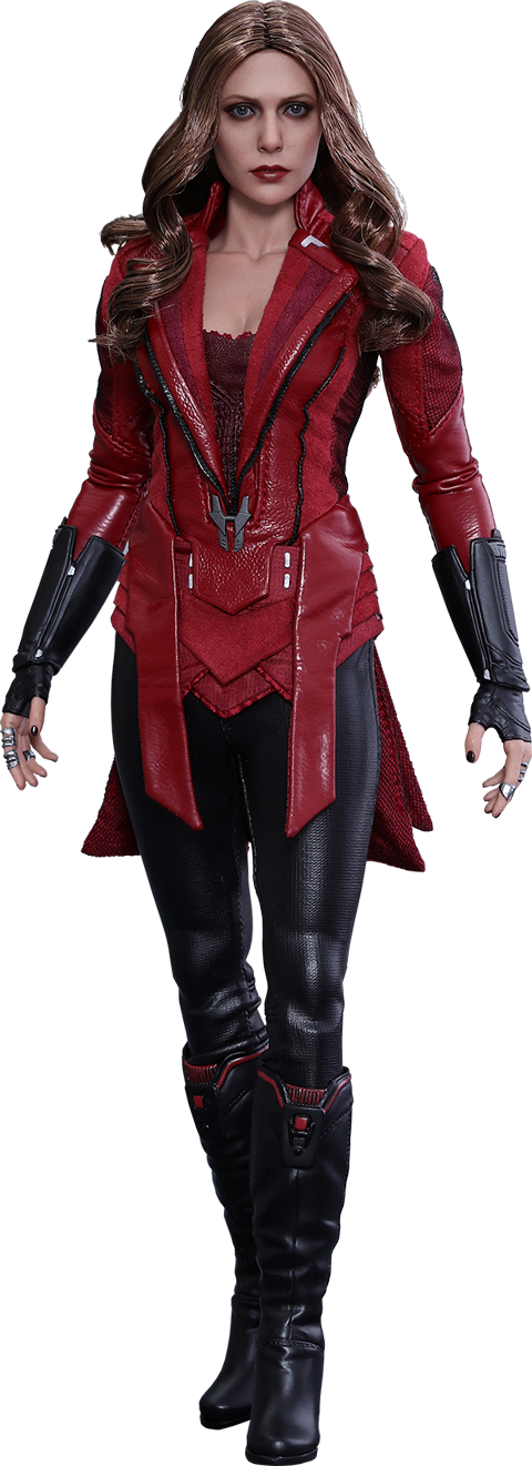 Scarlet Witch File PNG Image