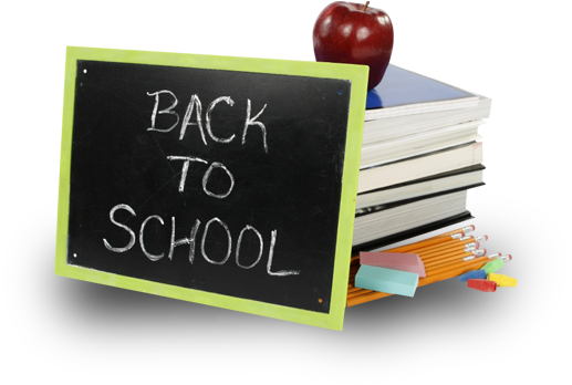 School Clipart PNG Image