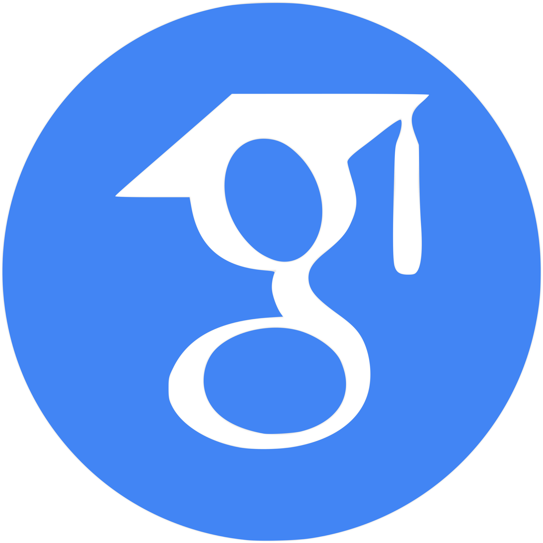Download Google Scholar Doctor Science University Philosophy Computer HQ PNG Image | FreePNGImg