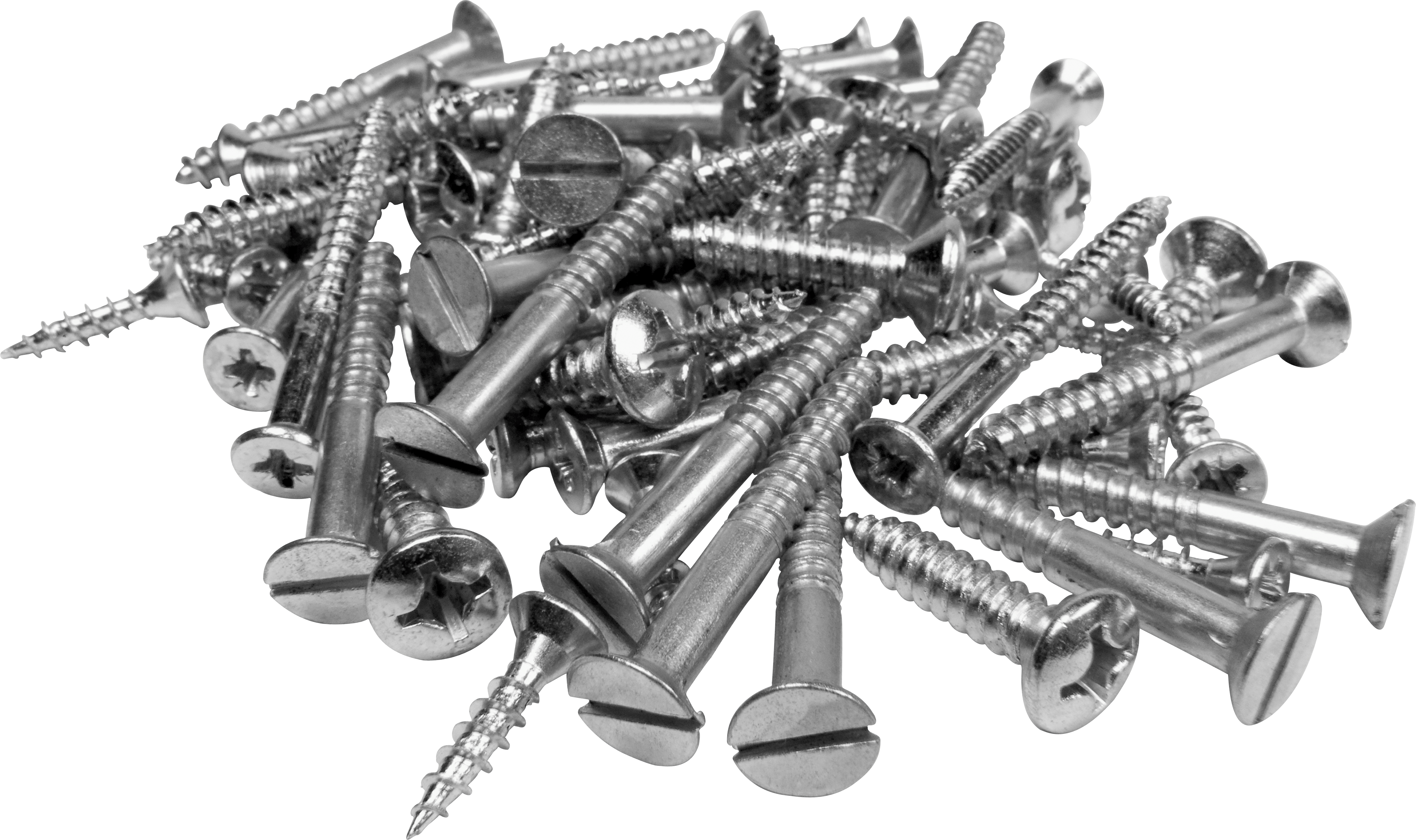 Many Screws Png PNG Image
