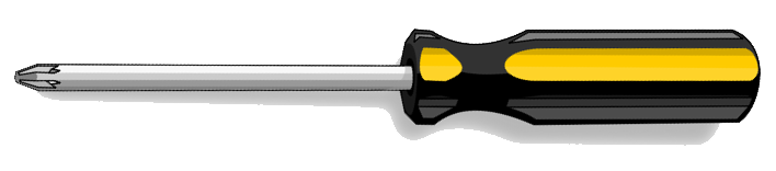 Screwdriver Png Picture PNG Image