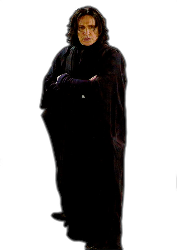 Severus Snape Picture PNG Image