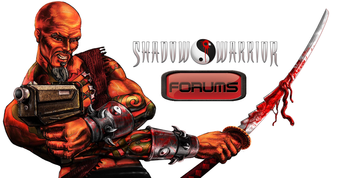 Shadow Warrior Picture PNG Image