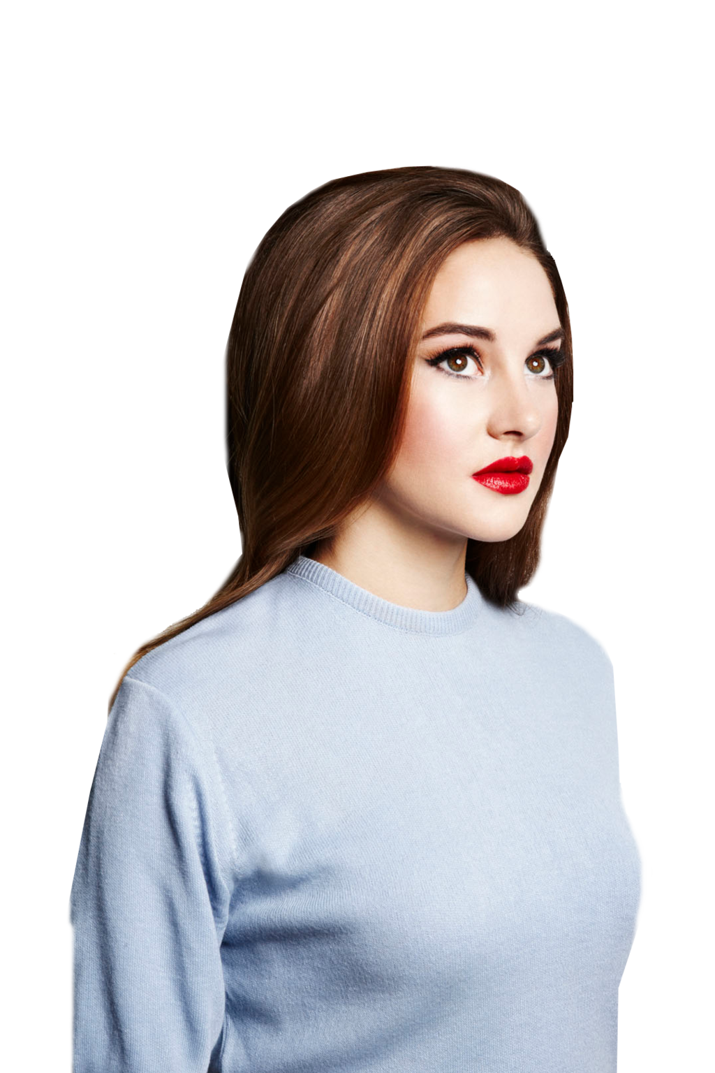 Shailene Woodley Transparent Picture PNG Image
