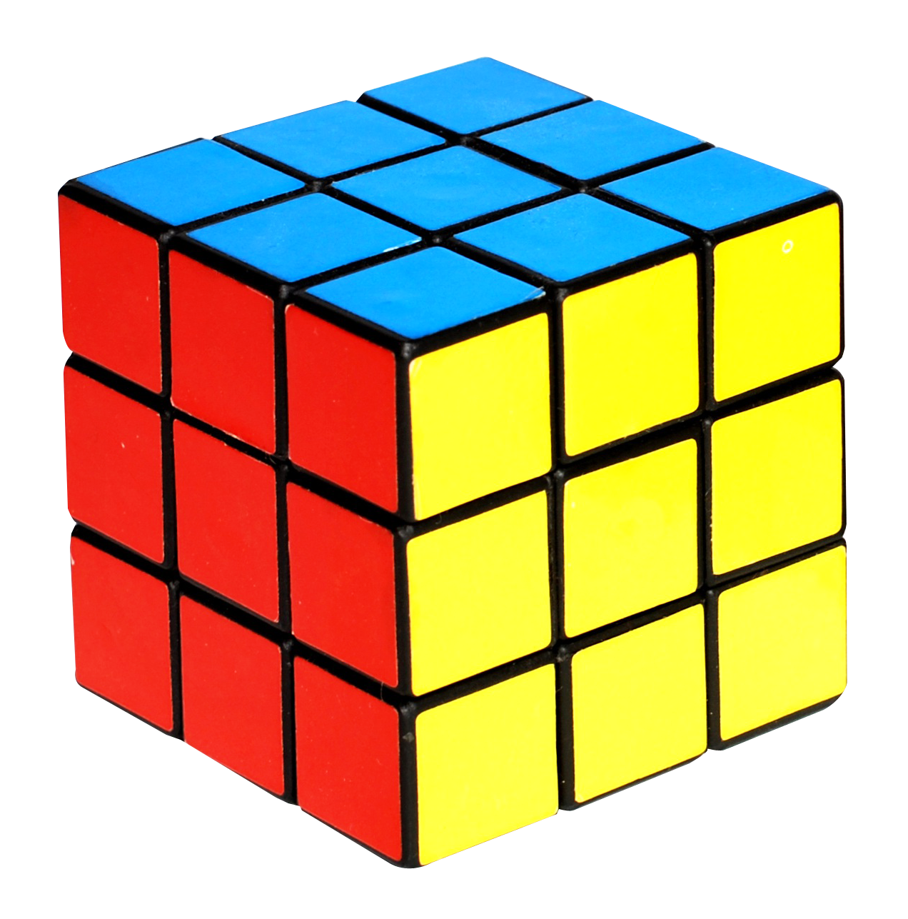 Cube Transparent Background PNG Image