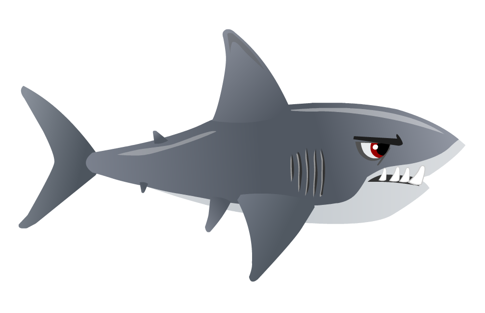 Shark Png Clipart PNG Image