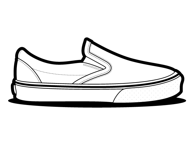 Vector Shoes Hd PNG Image