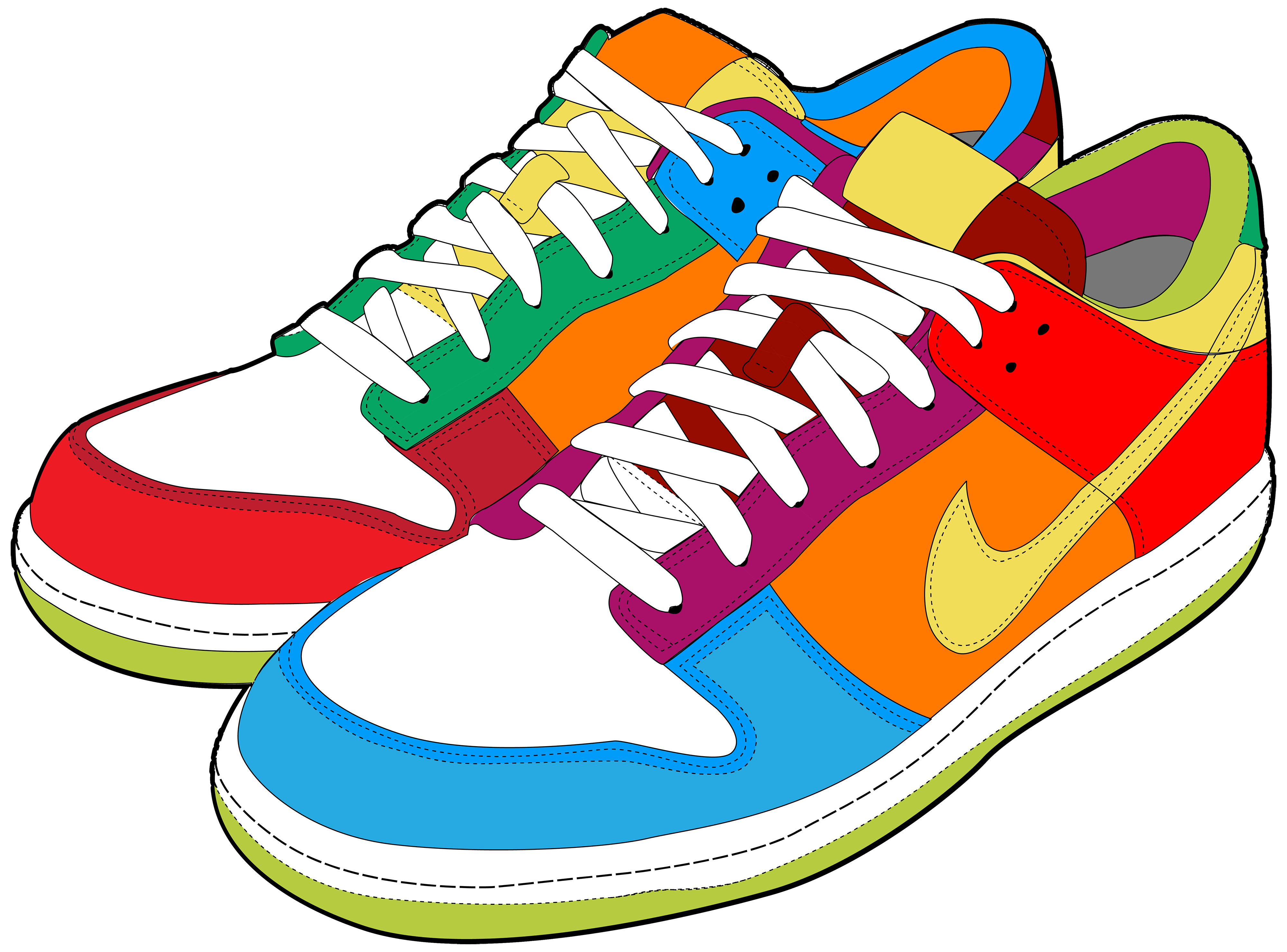 Sneaker Image PNG Image