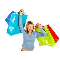 Shopping Png Clipart PNG Image