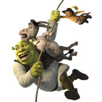 Shrek Transparent Background PNG Image
