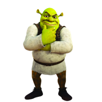 Shrek Photo PNG Image