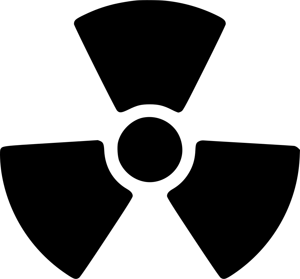 Nuclear Sign Image Free Download Image PNG Image