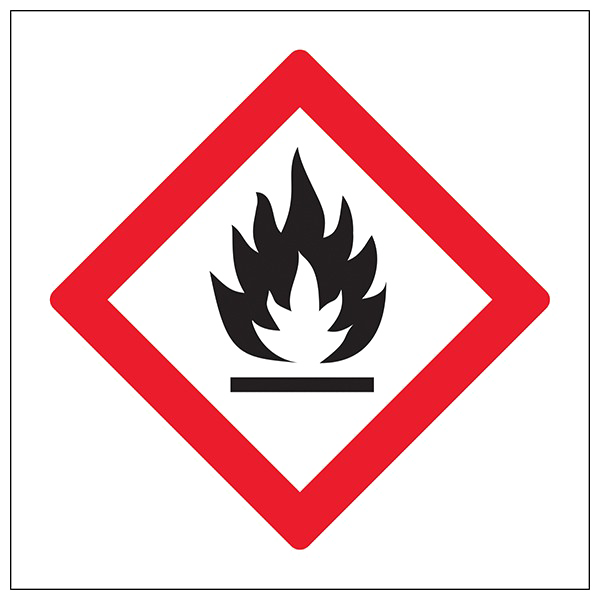 Flammable Sign Image HQ Image Free PNG PNG Image