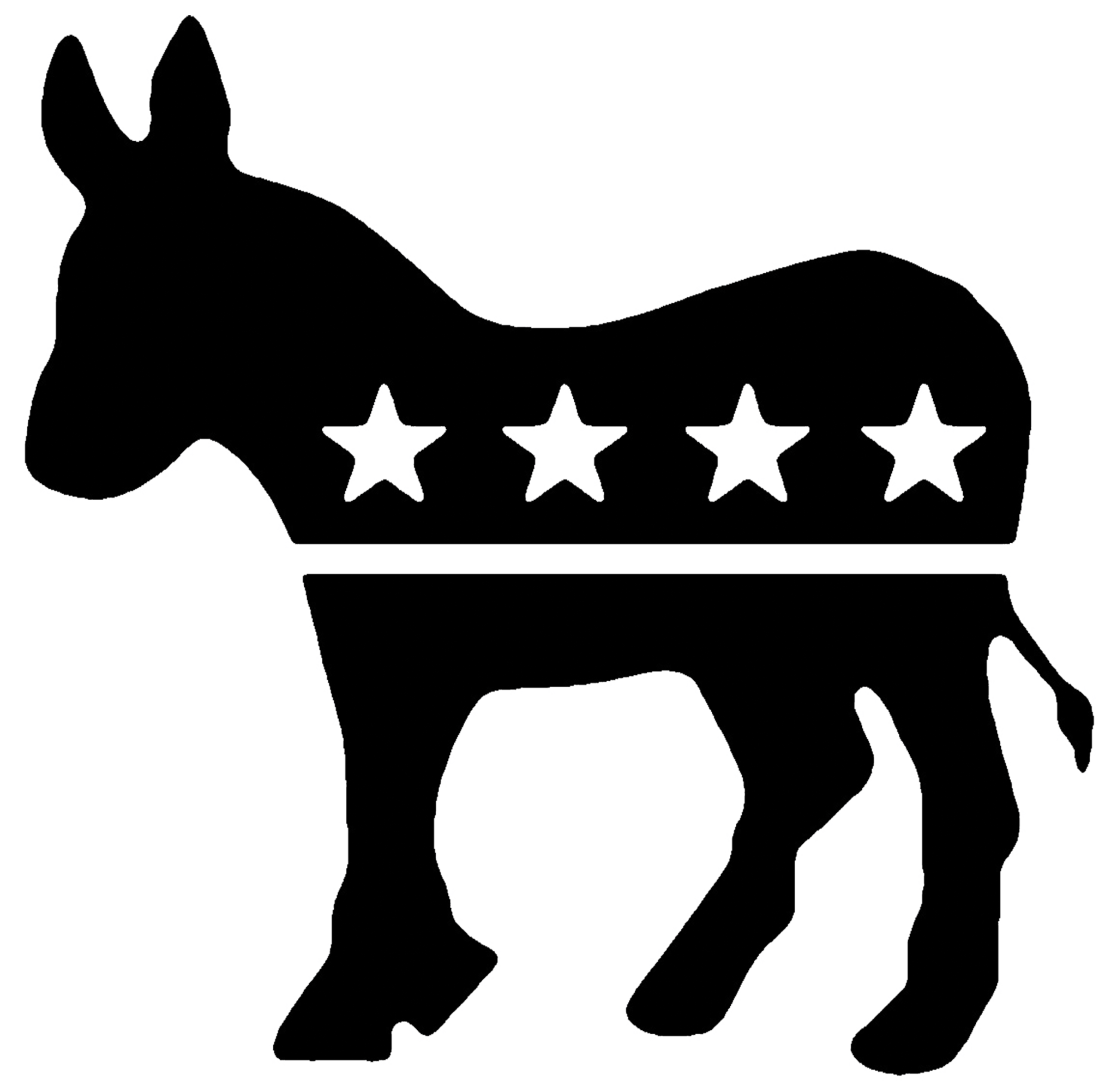 Horse United Pony Political States Party Democratic PNG Image