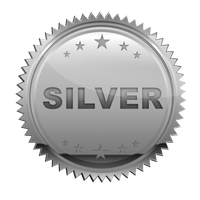 Silver Transparent PNG Image