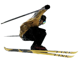 Skiing Png File PNG Image