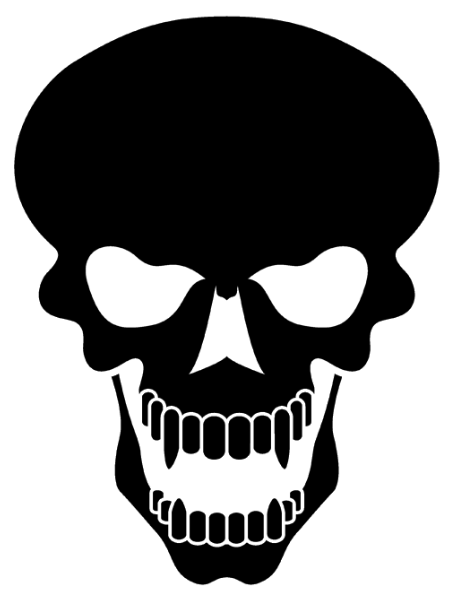 Skull Tattoo Png Clipart PNG Image