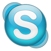 Skype Png Clipart PNG Image