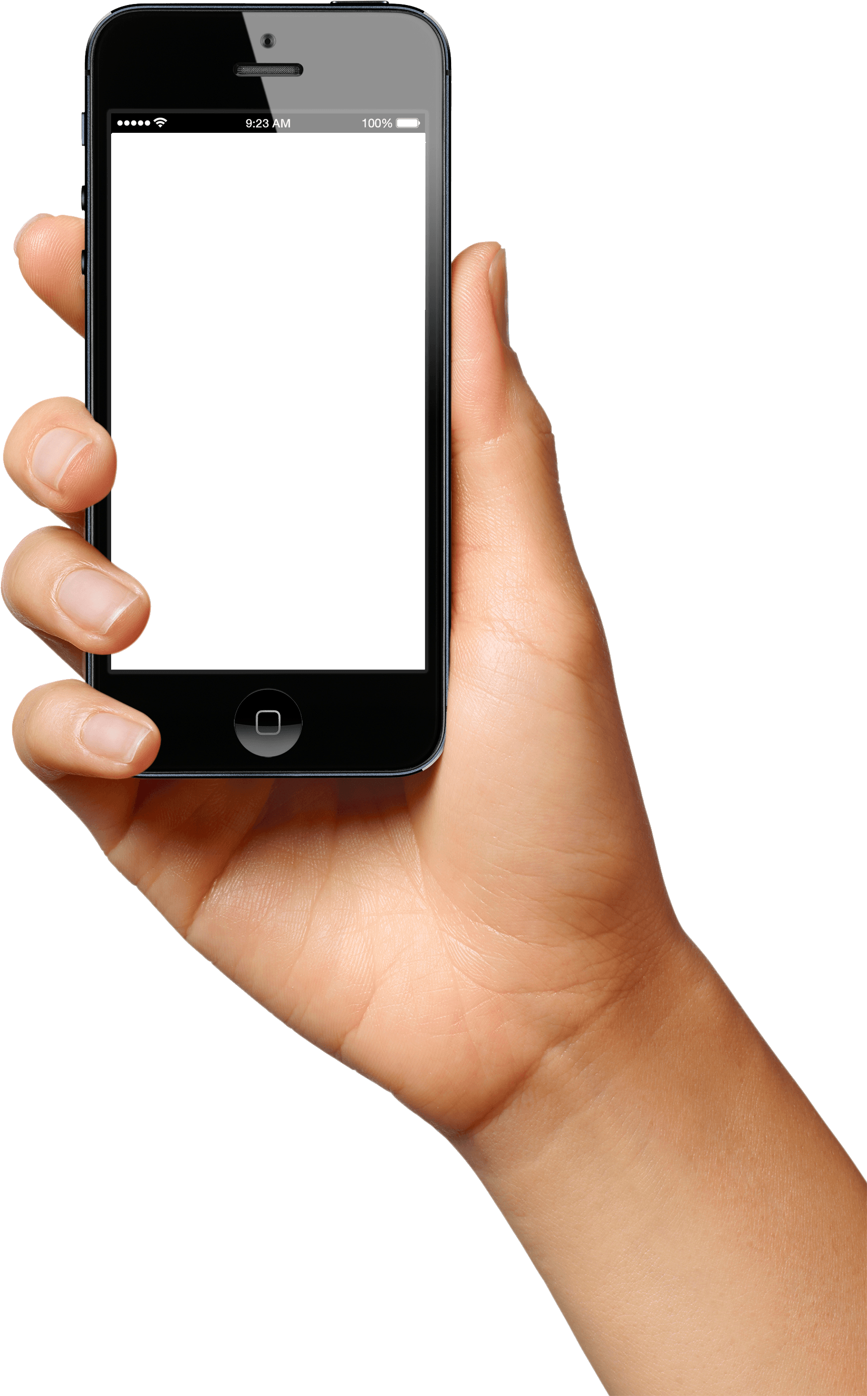 Download Smartphone In Hand Png Image HQ PNG Image ...