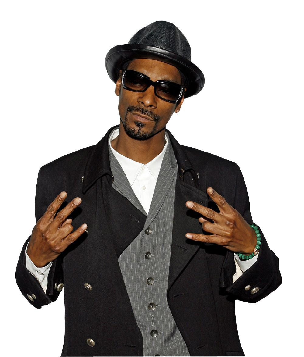 Snoop Dogg Transparent PNG Image