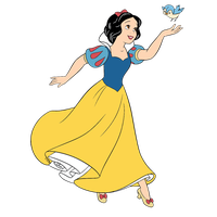Snow White Photos PNG Image