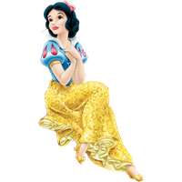 Snow White Picture PNG Image