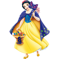 Snow White File PNG Image