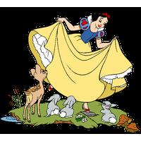 Výsledek obrázku pro snow white and the seven dwarfs png