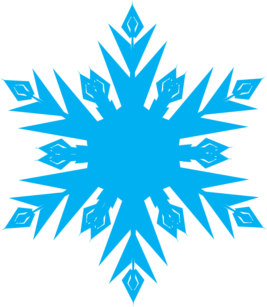 Download Frozen Snowflake HQ PNG Image | FreePNGImg