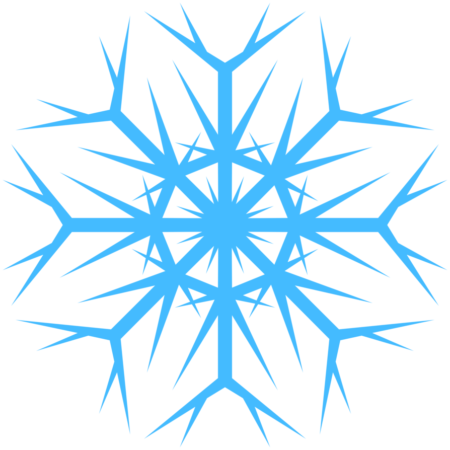 Frozen Snowflake File PNG Image
