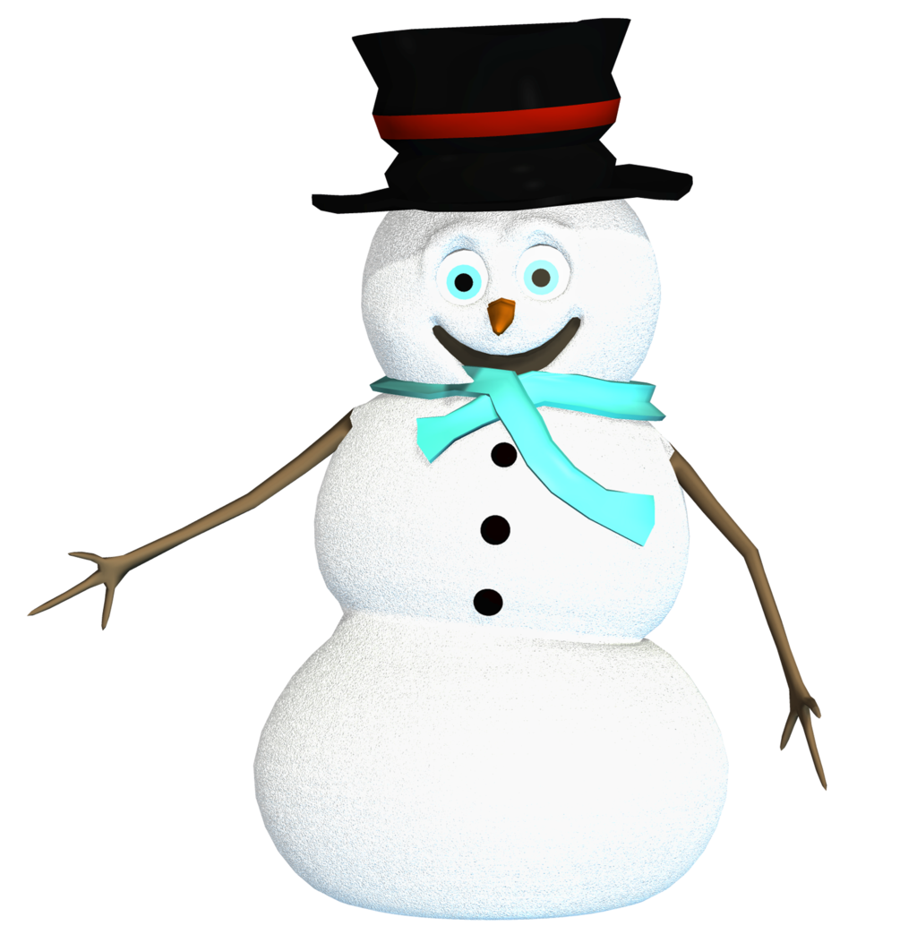 Snowman Png File PNG Image