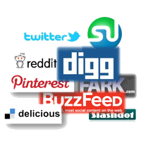 Social Bookmarking Png PNG Image