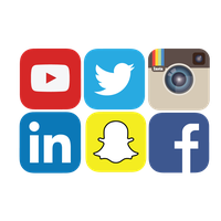download social media free png photo images and clipart freepngimg rh freepngimg com social media clipart png social media clipart black and white