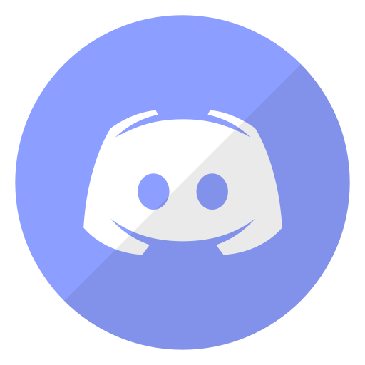 Blue Smiley Icons Media Discord Computer Social PNG Image
