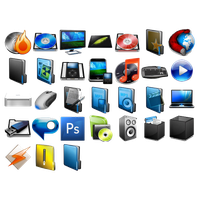 Software File PNG Image