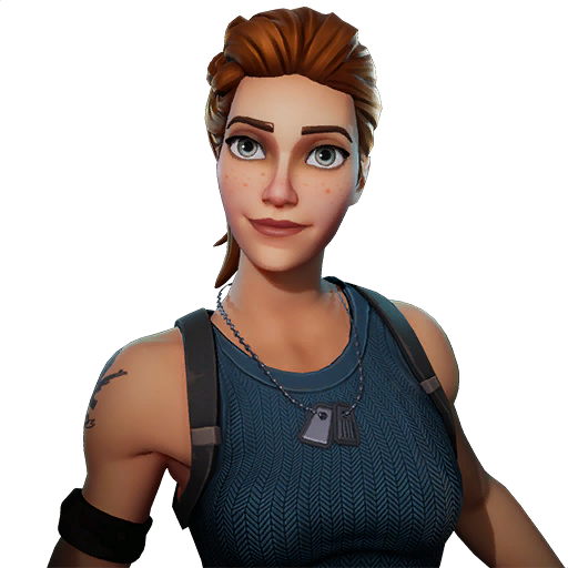 Shoulder Wig Playstation Royale Fortnite Battle PNG Image