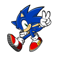 Sonic The Hedgehog Transparent PNG Image