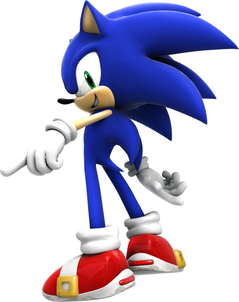 Sonic The Hedgehog Png 15 PNG Image