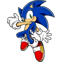 Sonic The Hedgehog Png 3 PNG Image