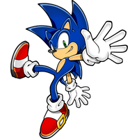 Sonic The Hedgehog Png 2 PNG Image